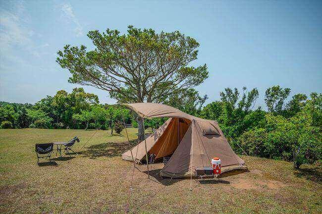 2名用キャンプ基本レンタルセットのサムネイル