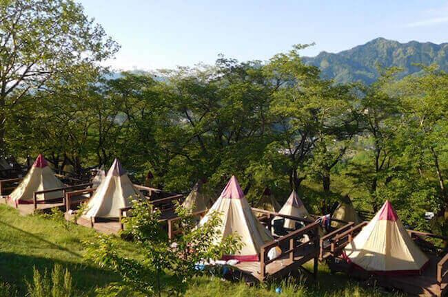 3名用キャンプ基本レンタルセットのサムネイル